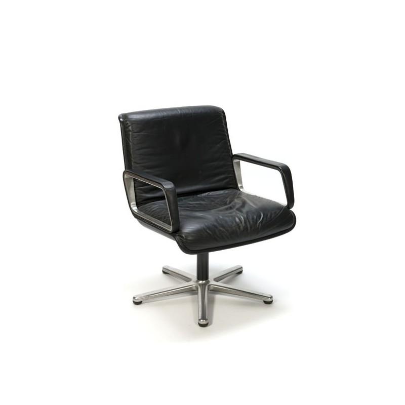 Leather office chair brand Wilkhahn