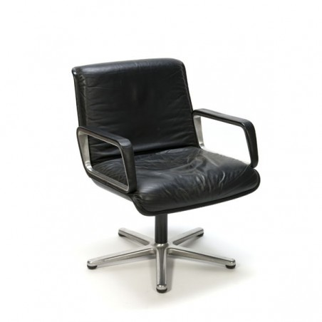Leather office chair brand Wilkhahn