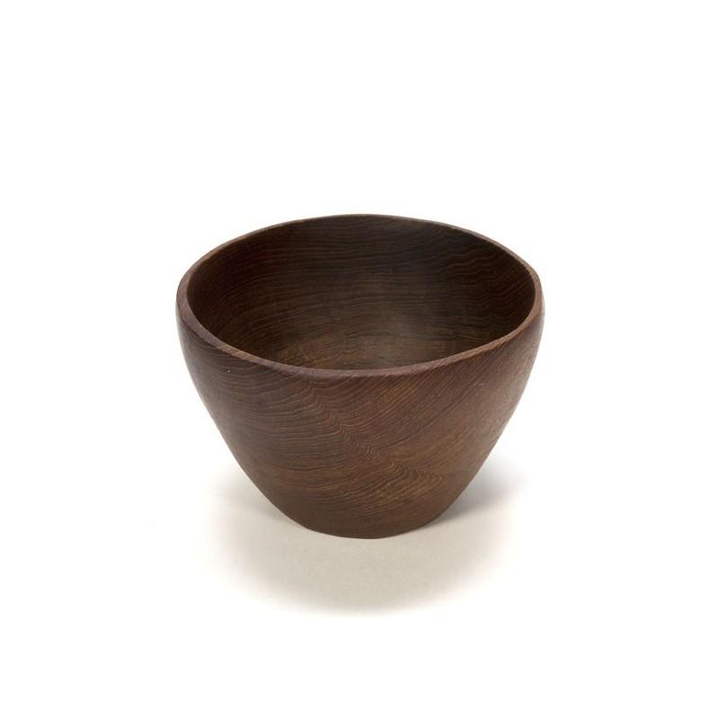 Bowl of teak