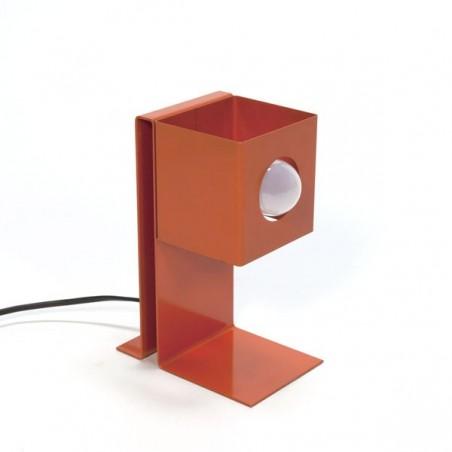 Philips tafellamp oranje