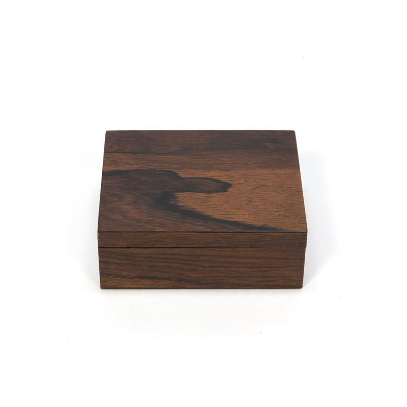 Small rosewood box