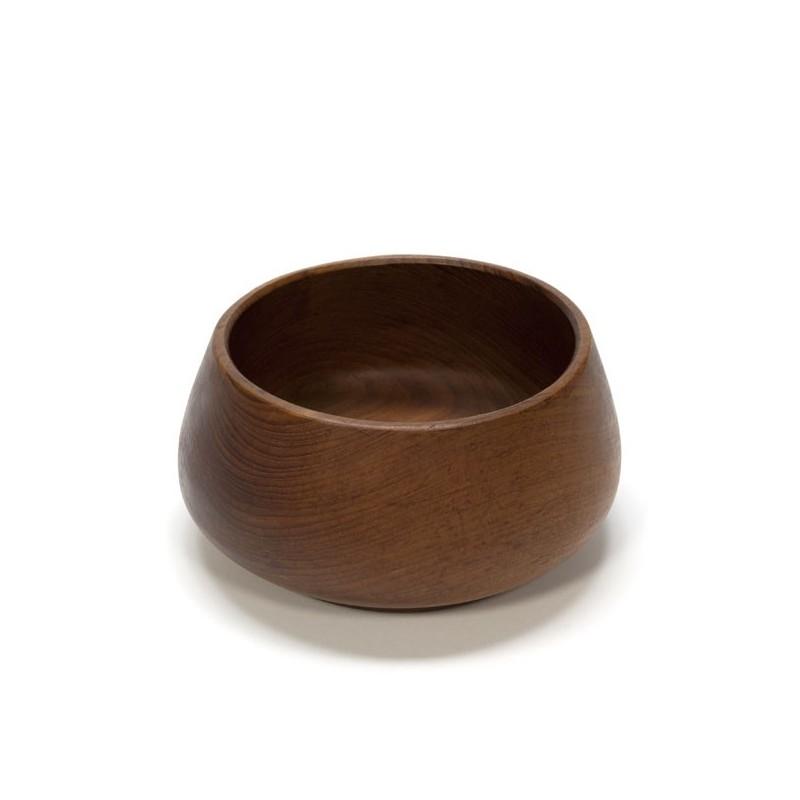Large teak bowl no.3