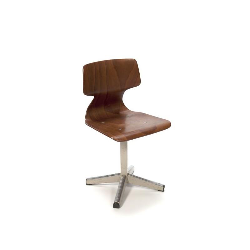 Industrieel stoeltje voor kinderen Galvanitas