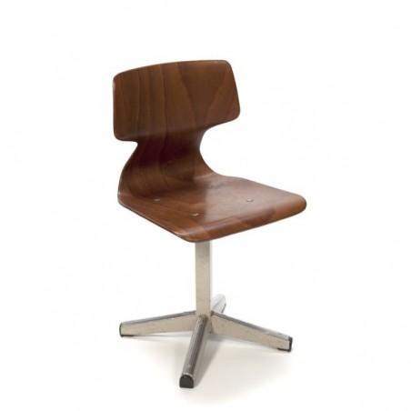Industrial chair for children Galvanitas