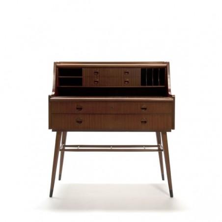 Swedish design secretary in mahogany