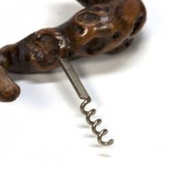 Corkscrew wood