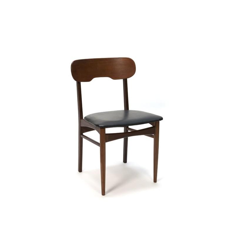 Teakhouten stoel nr. 2