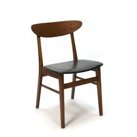 Teak Farstrup chair