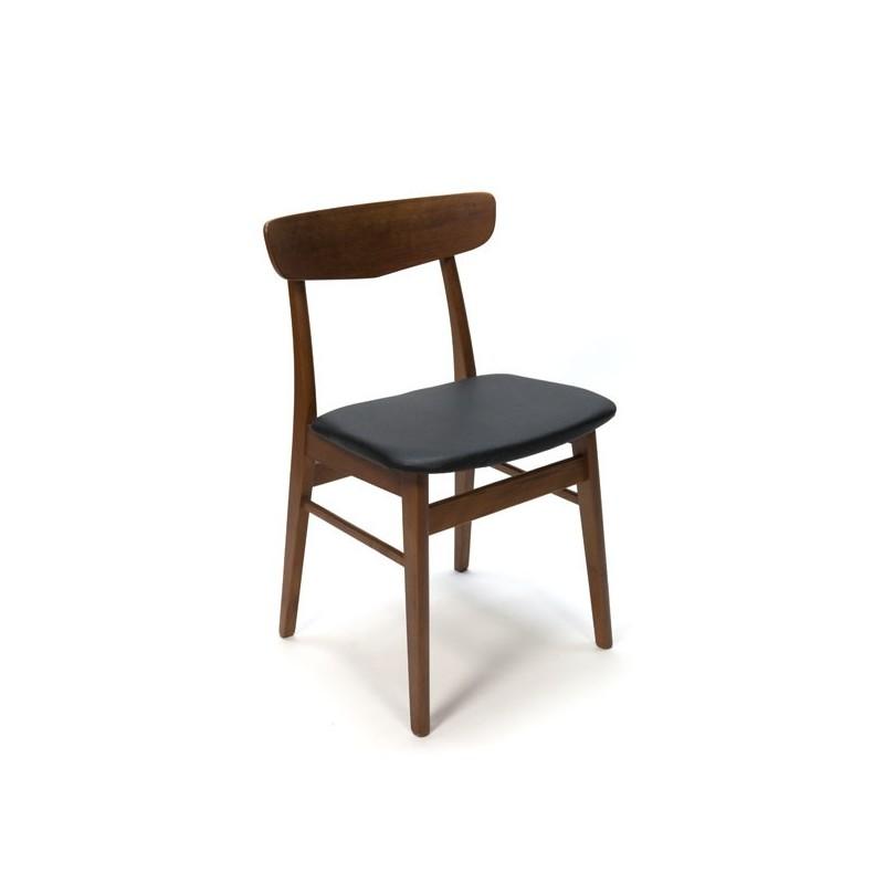 Teakhouten Farstrup stoel nr.2