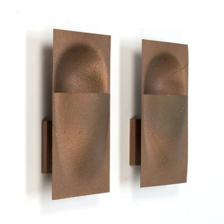 "Pair ""Balance"" sconces by Raak"