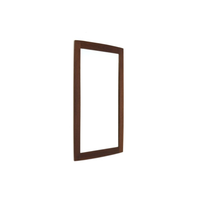 Teak mirror Danish design