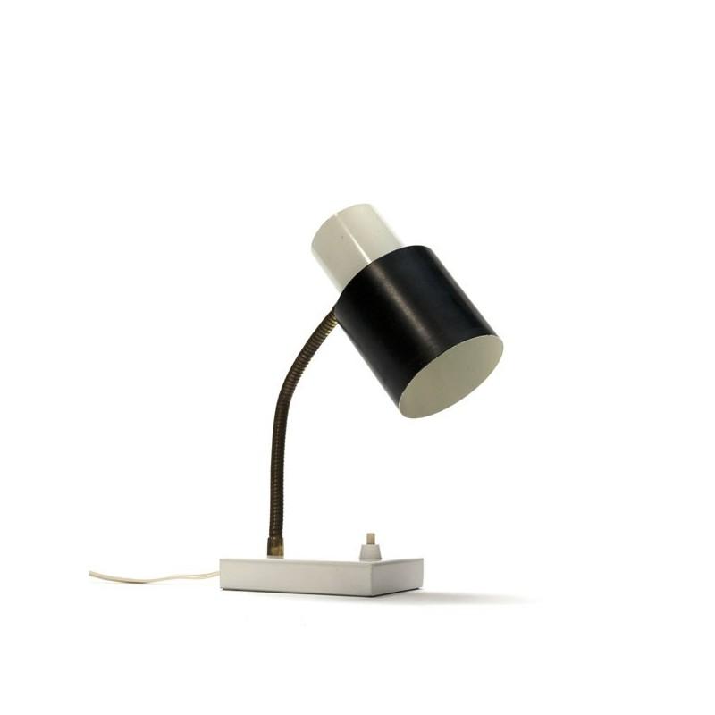 Hala table lamp black/ white