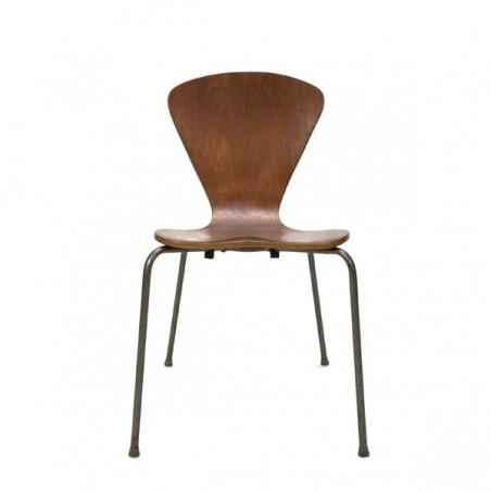 Plywood stoel
