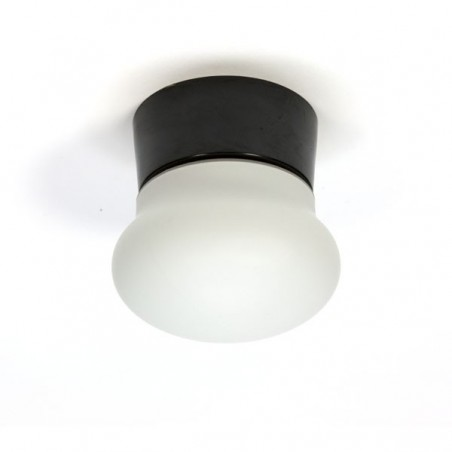 Raak plafondlamp melkglas