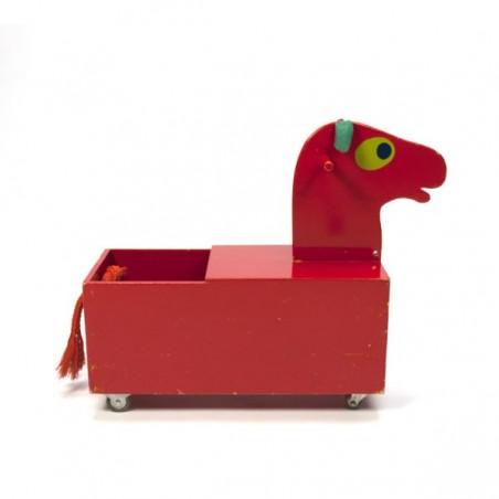 Speelpaard uit Finland