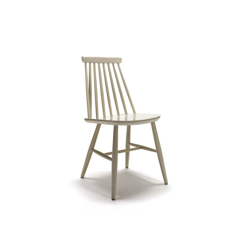 Wooden chair white