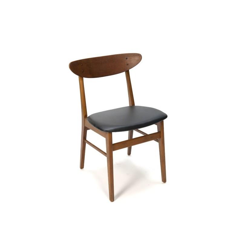 Farstrup stoelen model 210 set van 4