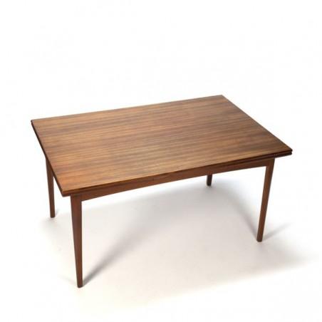 Large teak dining table