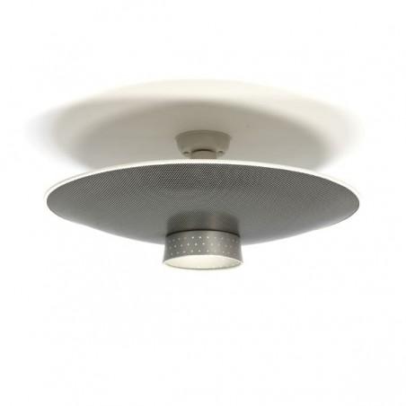 Philips plafondlamp van Louis Kalff type DD 40