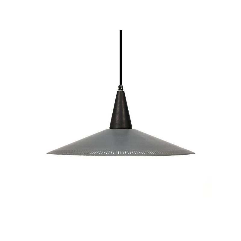 Hanglamp met geperforeerde rand