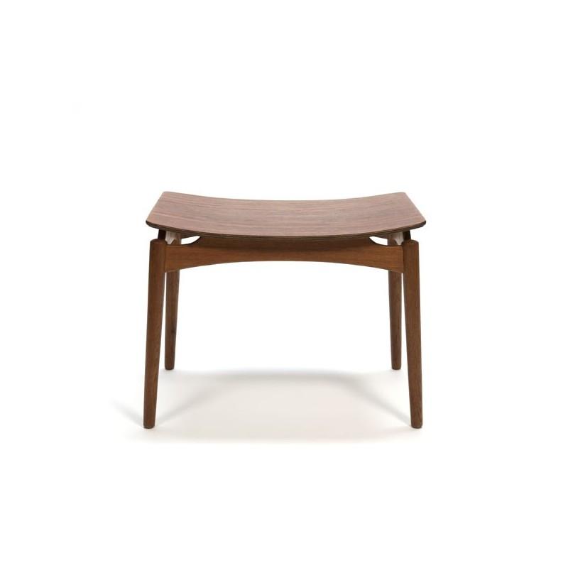 Plywood ottoman/ hocker