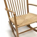 Hans J. Wegner rocking chair J16