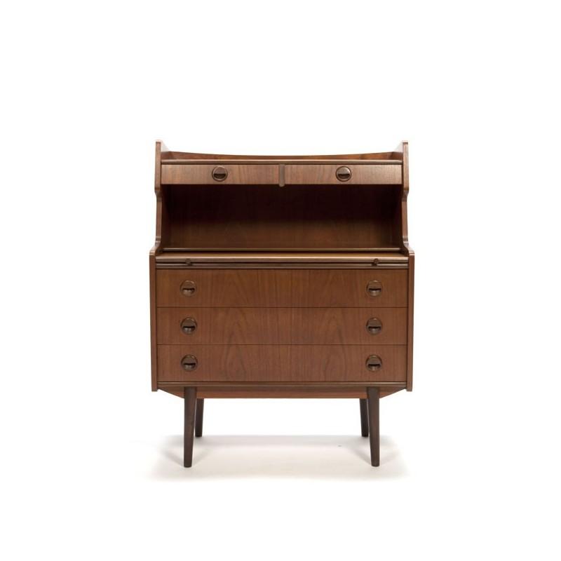 Secretary in teak Danish design