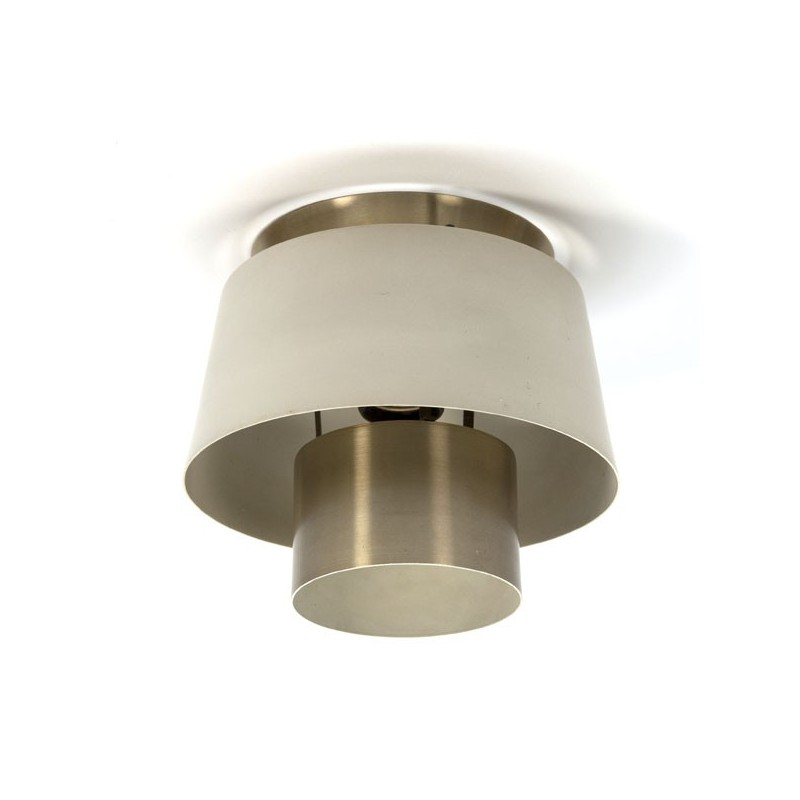 Philips ceiling lamp brass/ cream