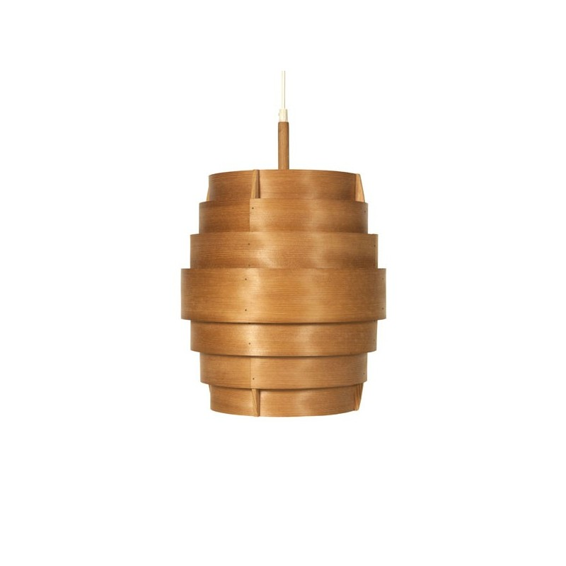 Hans Agne Jakobsson hanglamp van plywood