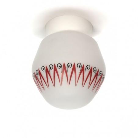 Plafondlamp jaren 50 nr.10