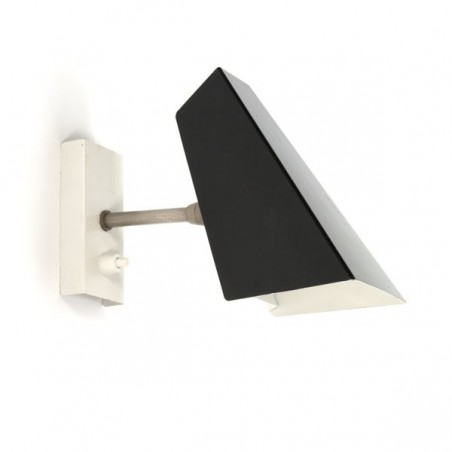 Anvia wandlamp zwart/ wit