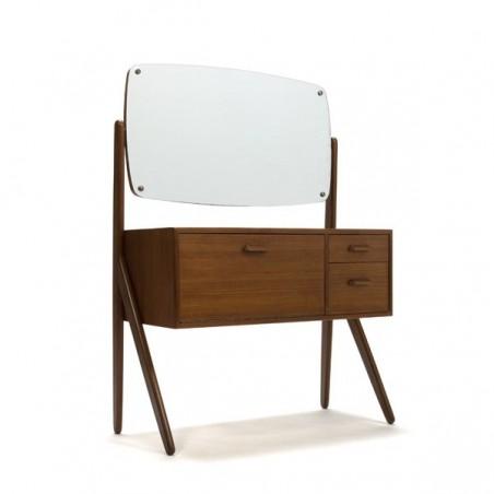Teak dressing table from Denamrk