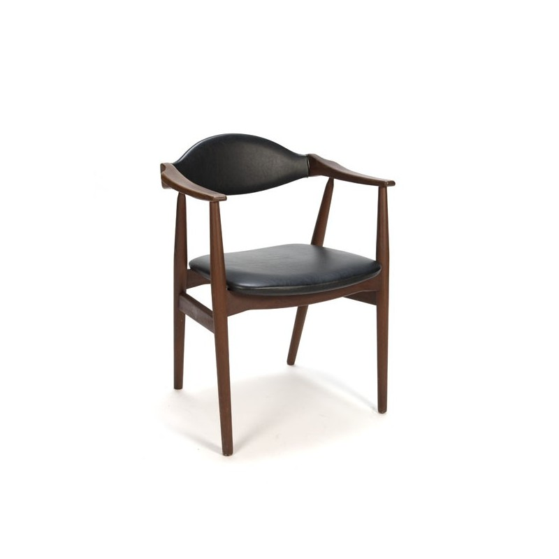 Farstrup vintage bureaustoel