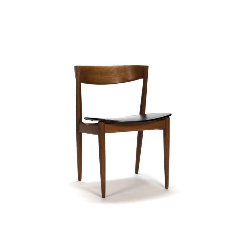 Bramin desk chair in teak