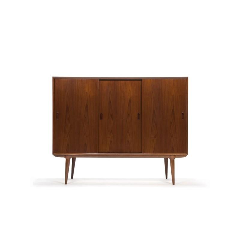 Omann Jun's  møbelfabrik hoog vintage design dressoir