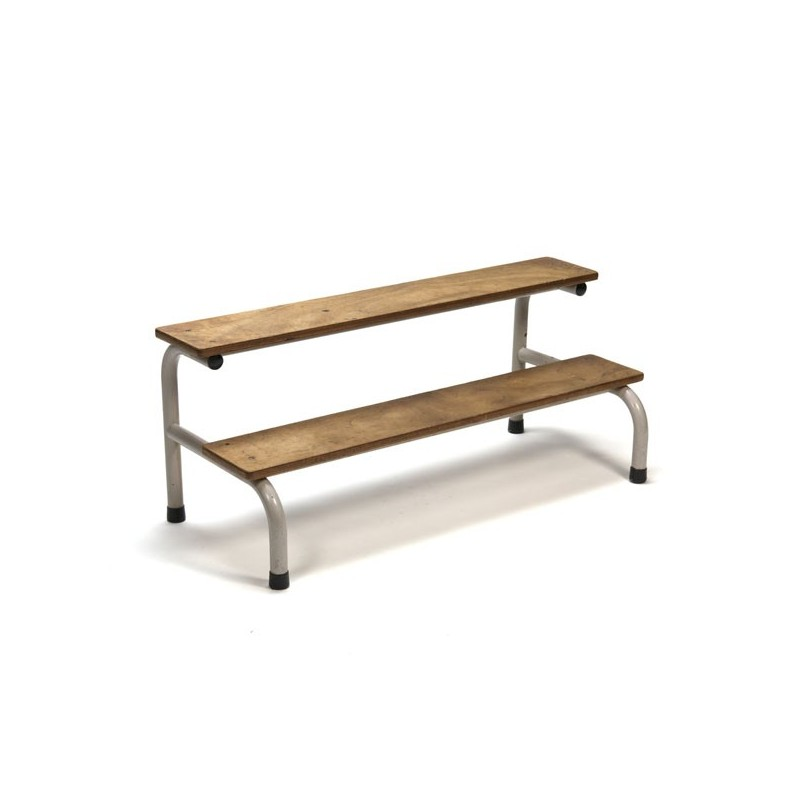 Industrial bench for kids