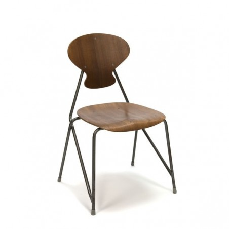 Danish school chair with special base