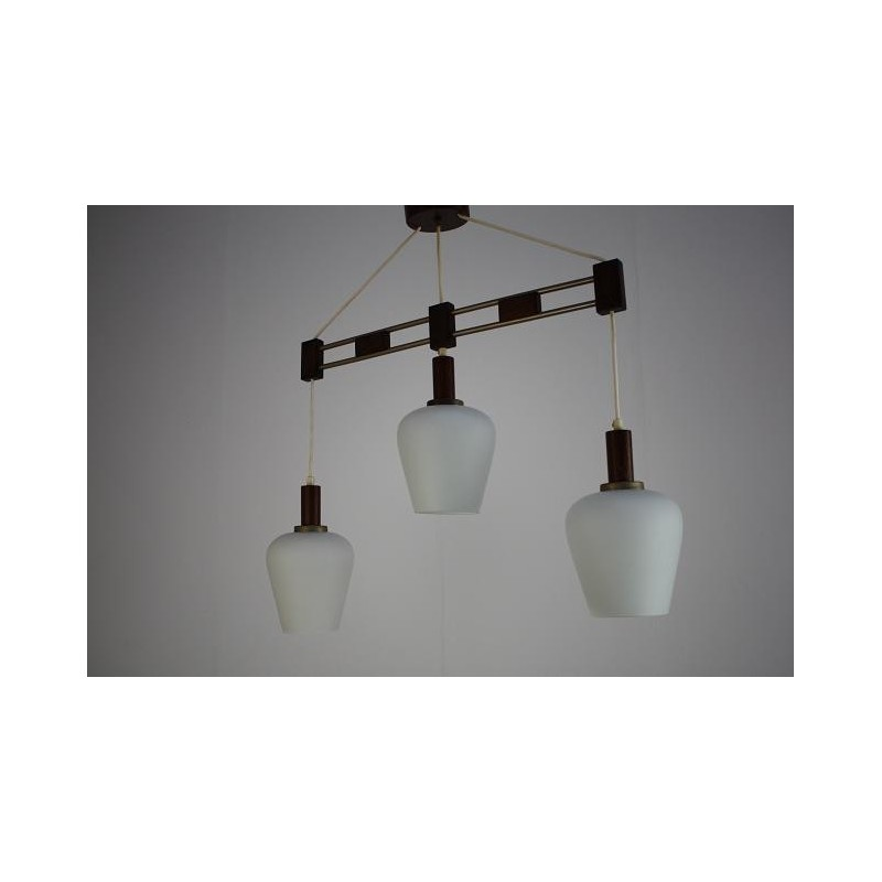 Scandinavian hanging lamp 2