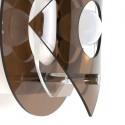 Wandlamp van plexiglas