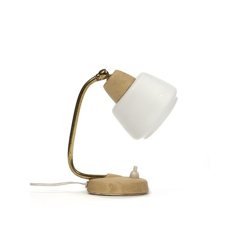 Tafellampje uit de fifties