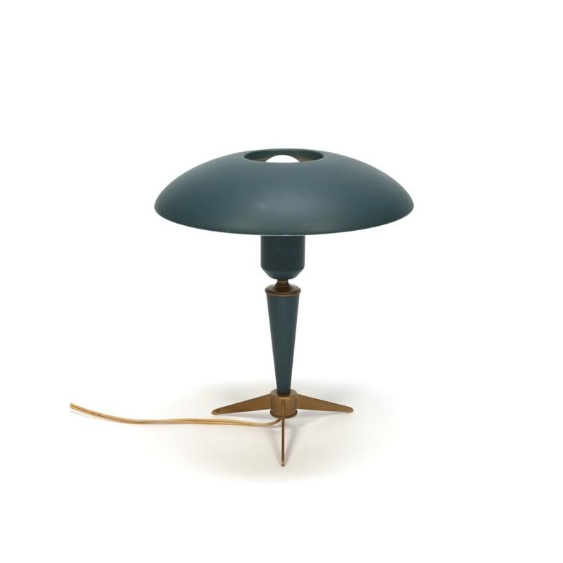 Philips tafellamp van Louis Kalff