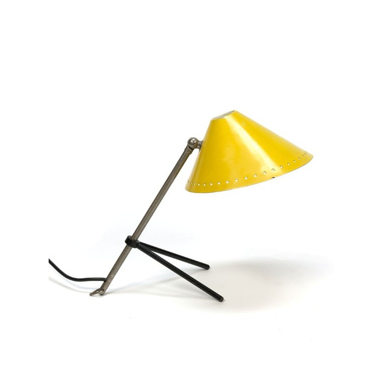 Hala Pinocchio table lamp yellow