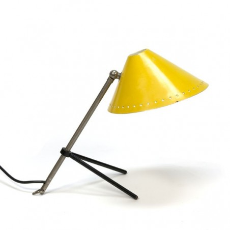 Hala Pinokkio tafellamp geel