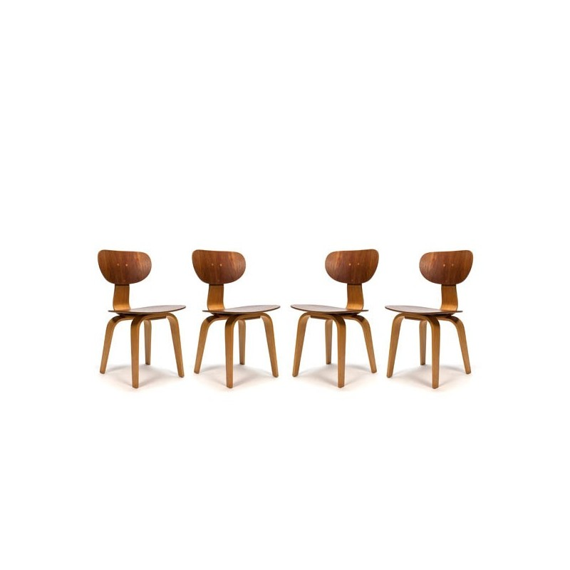 Pastoe chairs SB02 by Cees Braakman