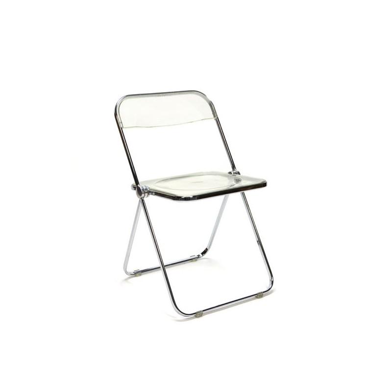 Giancarlo Piretti chair 'Plia'