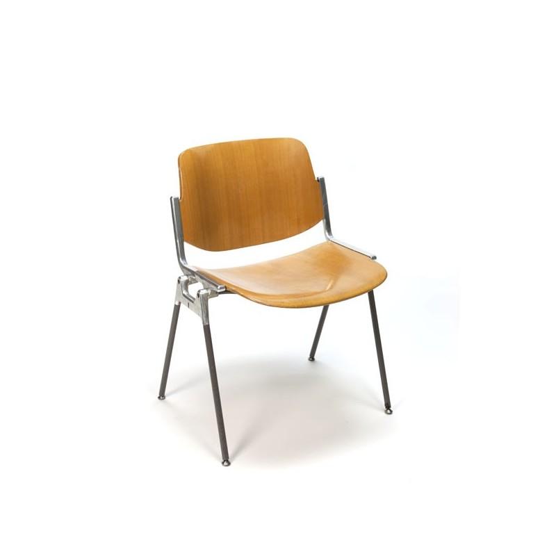 Beech Castelli chair