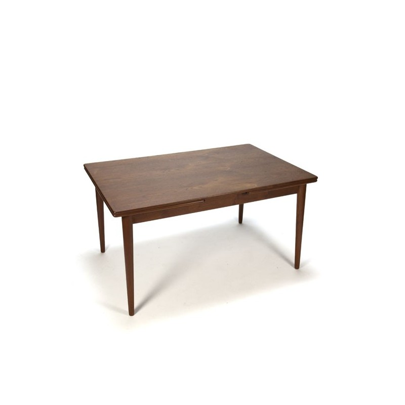 Design dining table teak from Denmark