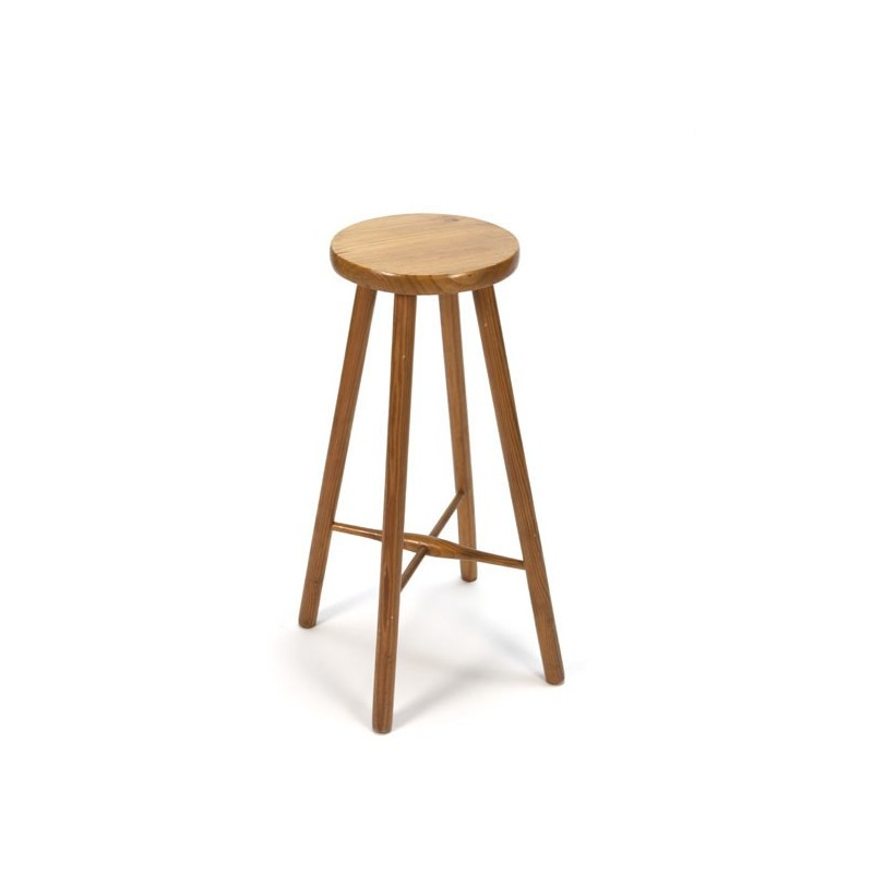 Stool in beech