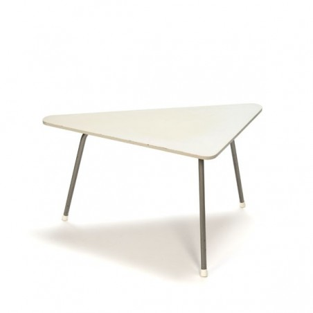 Small table with triangle shape
