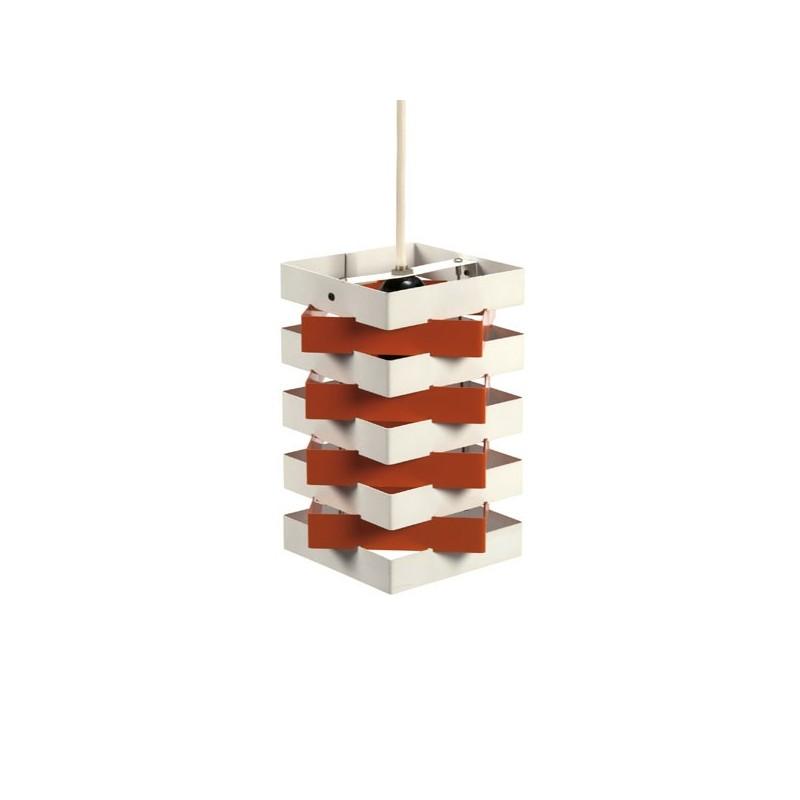 Anvia modernistische hanglamp oranje